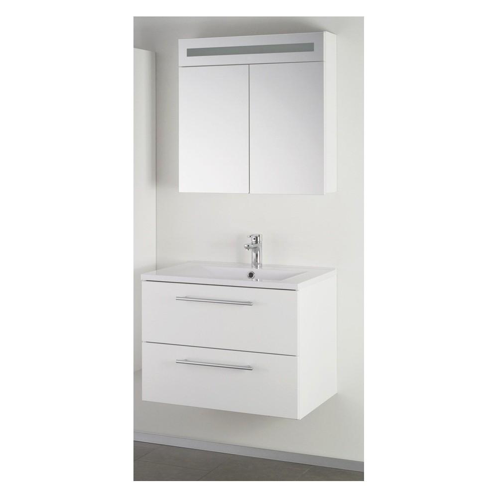 Komplett fürdőszoba bútor