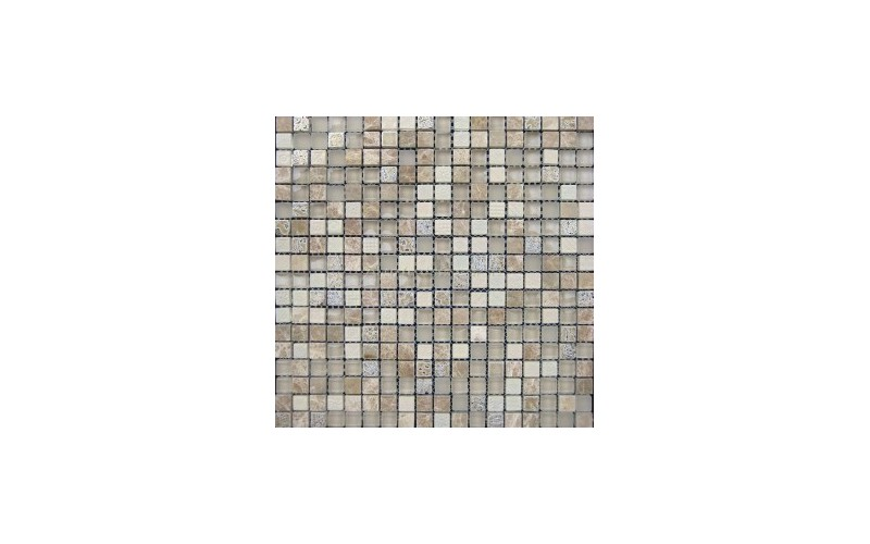 64f83d9976 Spanyol design üveg és márvány mozaikok - Álomfürdőszoba