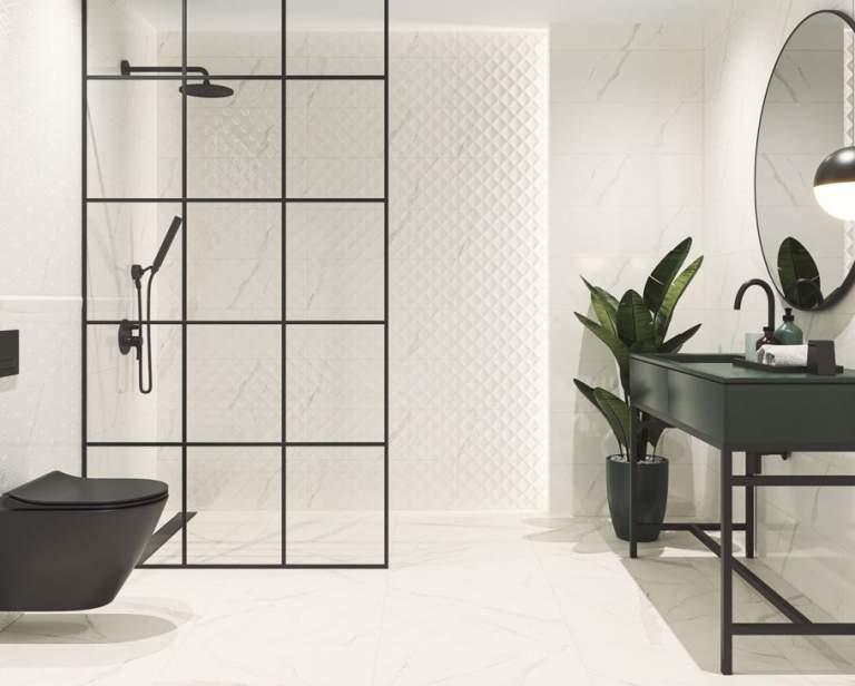 modern fürdőszoba csempe livia